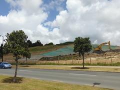 20191120-123750 (LSJHerbert) Tags: auckland geo:lat=3659370000 geo:lon=17467099000 geotagged newzealand nzl 20191120wtk millwater orewa viewranger construction housingdevelopment vehicle