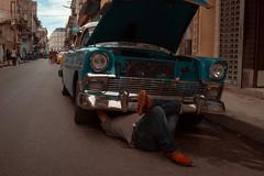 Streets of Havana - Cuba (IV2K) Tags: havana habana lahabana cuba cuban kuba cubano caribbean street streetphotography sony rx1 sonyrx1