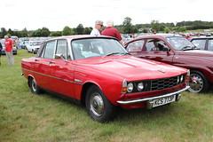 Rover 2200 SC KCS773P (Andrew 2.8i) Tags: festival unexceptional buckinghamshire middle claydon meet show coche voitures voiture autos auto cars car leyland british saloon sedan bl p6 2200sc sc 2200 rover kcs773p