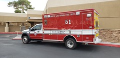 Rescue 51, North Las Vegas Fire Department (Summerlin540) Tags: