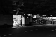 Kingsland Road (cybertect) Tags: carlzeissdistagont25mmf28mm crookedbilletyard e2 kingslandroad london londonboroughofhackney londone2 sonya7ii blackwhite blackandwhite monochrome england unitedkingdom hoxton shoreditch