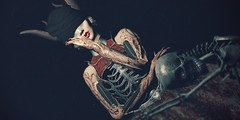 Depersannolisation (Valenska Voljeti) Tags: secondlife sl azoury cosmopolitan arms prosthetic flesh