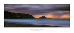 Whale (Moutohora) Island Sunset Whakatane New Zealand (Dominic Scott Photography) Tags: dominicscott newzealand whakatane ohope whaleisland moutohora silhouette sunset sea longexposure leeirnd leefilters sony ilce7rm3 sel2470gm gmaster breathtakinglandscapes