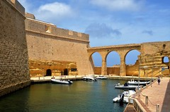 Malta - Vittoriosa (Birgu) (eduiturri) Tags: malta vittoriosa birgu ngc