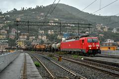 474 201 DB Cargo Italia (Maurizio Boi) Tags: treno train zug rail railway railroad ferrovia eisenbahn locomotiva locomotive italy db dbcargoitalia e474 cargo