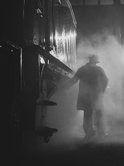 Photo of The Steam Engine Shed Foreman