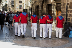 cuadrilla (Samarrakaton) Tags: samarrakaton 2019 nikon d750 2470 bilbao bilbo basquecountry paisvasco euskadi astenagusia semanagrande fiestaspopulares gente people