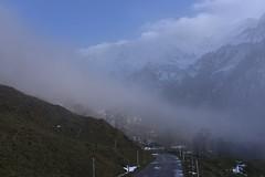 DSC_0400 (Bergwandern Alpen) Tags: alpen alps bergwandern hiking nebel dunst fog mist berglandschaft alpstrasse bergstrasse glarneralpen