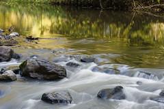 L' Amblève à Aywaille 1 (Nicopope) Tags: rivière amblève aywaille filé automne nikon d700 herbst herfst autumn fall rochers eau fantastic nature fantasticnature