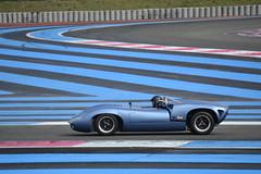 LOLA T70 Spyder Mk1 - 1966 (SASSAchris) Tags: lola t70 spyder mki mk1 voiture anglaise auto 10000 tours castellet circuit ricard 10000toursducastellet httt htttcircuitpaulricard htttcircuitducastellet endurance
