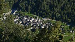 Bondo von Almagna bei Soglio aus gesehen (Bergell, Graubünden) (12/09/2019 -13) (Cary Greisch) Tags: almagna bergell bondo che carygreisch kantongraubünden soglio switzerland valbregaglia