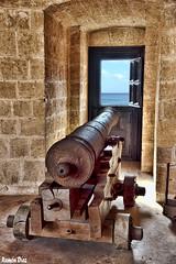 Cañón Alcazaba de Almería (Ramongrafo) Tags: alcazaba almería