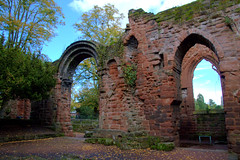 St John's Ruins in Chester (Tony Worrall) Tags: ruins cheshire chester old uk england church nw place northwest north visit location historic update past relic welovethenorth greatbritain english stream tour open pics britain country area gb british item attraction photooftheday photohour outside outdoors photo shoot shot sale stock captured picture buy capture sell caught dailyphoto instragram ilobsterit arch stones medieval chapels pile ruined stjohnsruins