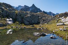 Ein Seeli bei der Capanna da l'Albigna (Bergell, Graubünden) (13/09/2019 -02) (Cary Greisch) Tags: albigna bergell che capannadalalbigna carygreisch kantongraubünden see switzerland valbregaglia lac