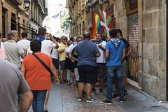 ambiente festivo (Samarrakaton) Tags: samarrakaton 2019 nikon d750 2470 bilbao bilbo basquecountry paisvasco euskadi astenagusia semanagrande fiestaspopulares gente people
