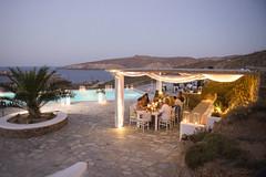 A Chic Wedding in Mykonos, Margrit & John