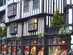 Christmas windows (Pat's_photos) Tags: london shop window christmas hww