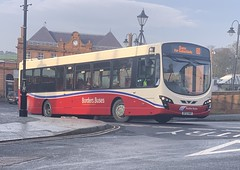 Borders Buses 11227 BF12 KWV (20/11/2019) (CYule Buses) Tags: service60 bordersbuses wcm westcoastmotors wrightbus volvobus volvo b7rle volvob7rle wrighteclipseurban2 bf12kwv 11227
