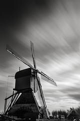 Mill (lavignassey) Tags: moulin mill netherlands paysbas le longexposure