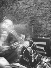 Skatedeluxe Sticker (shortscale) Tags: schwarzweiss blackandwhite noiretblanc monochrome buw guitar theblackignaz fender excelsior sticker motherofpearl skatedeluxe yamaha western