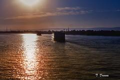 Crucero sobre el Nilo (T. Dosuna) Tags: fotografíadepaisaje atardeceres elnilo egipto crucero tdosuna nikon d7100 ríonilo