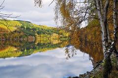 Loch Tummel (eric robb niven) Tags: ericrobbniven scotland loch tummel perthshire cycling landscape