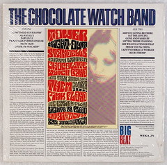 The Chocolate Watchband - Forty Four (renerox) Tags: thechocolatewatchband chocolatewatchband 60s garagerock garage psychedelic lp lpcovers lpcover lps records recordsleeve