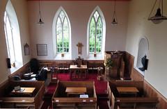 Photo of Kemback parish church