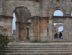Monastery of St. Simeon, Syria 2011 150 (tango-) Tags: syria siria syrien 敘利亞 سوريا