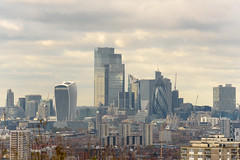 The City from One Tree Hill (James D Evans - Architectural Photographer) Tags: architectural architecturalphotography architecture building buildings builtenvironment constructed constructions structure thebuiltenvironment urban onetreehill london skyscrapers cityoflondon