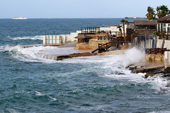 Power of the Med (Roy Lowry) Tags: bugibba malta