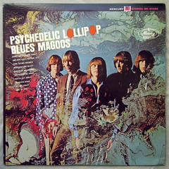 Blues Magoos - Psychedelic Lollipop [1966] (renerox) Tags: bluesmagoos garagerock garage 60s lp lpcover lpcovers lps records recordsleeve vinyl
