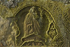 LifeHowShort (Tony Tooth) Tags: nikon d7100 sigma 70mm inscription headstone gravestone stonerelief motif churchyard warslow staffs staffordshire