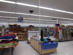 Huge Crafts Dept (Random Retail) Tags: walmart greece ny store retail 2018