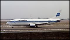 TF-FIA - Copenhagen Kastrup (CPH) 25.02.1993 (Jakob_DK) Tags: b734 b737400 boeing boeing737 737 b737 737400 boeing737400 ekch cph københavnslufthavn københavnslufthavnkastrup kastruplufthavn copenhagenkastrup copenhagenairport copenhagenairportkastrup kastrupairport flyvergrillen ice icelandair 1993 tffia