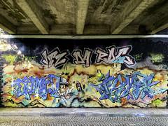 - ITZ DA ROC - (PAPFOO) Tags: street streetart graffiti mural stuttgartstreetart itzdaroc dingo tski
