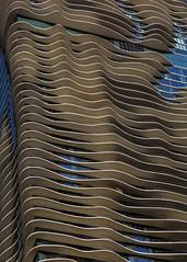 Aqua (Mike Schaffner) Tags: aqua architecture bluaqua building chicago hotel radisson residential skyscraper illinois unitedstatesofamerica