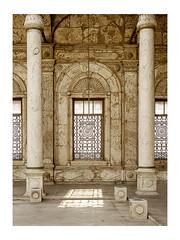 Mosque Pillars | Cairo, Egypt (www.davidrosenphotography.com) Tags: mosque travel egypt cairo