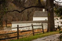 (Jennifer MacNeill) Tags: barn farm stable valleyforge pa fall autumn seasons pennsylvania fence splitrail knox headquarters revolutionarywar corn crib