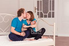Family portrait (aniadudek) Tags: child family newborn