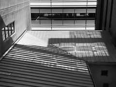 windows at Presbyterian (johngpt) Tags: appleiphone7plus window reflections windows windowwednesdays hww