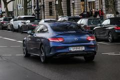 Austria (Tulln) - Mercedes-AMG C 43 Coupé C205 (PrincepsLS) Tags: austria austrian license plate tu tulln germany berlin spotting mercedesamg c 43 coupé c205