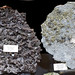 Axinite et Quartz 35è édition Fossilium V.Ascq