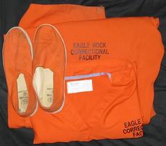 ERCF_Punk_Handout_002 (180g895.ercf) Tags: ercf inmates prisoners convicts prison jail correctionalfacility uniforms clothes sneakers canong9 slipon plimsolls