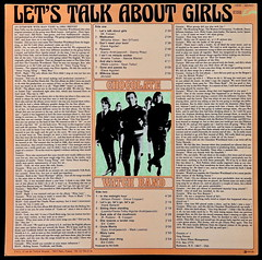 Chocolate Watchband - Let's Talk About Girls (renerox) Tags: chocolatewatchband thechocolatewatchband garagerock garage psychedelic 60s lp lpcovers lpcover recordsleeve records vinyl
