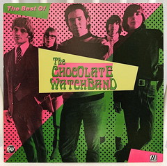 The Chocolate Watchband - The Best Of (renerox) Tags: chocolatewatchband thechocolatewatchband garagerock garage psychedelic vinyl records lp lpcover lpcovers recordsleeve 60s