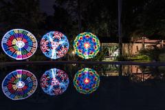 Mystic Realm (Lemuel Montejo) Tags: nopeople multicolored reflection water lightpainting magilight orbs creative night longexposure nikon tamron benro lemuelmontejoartworks mvisuals