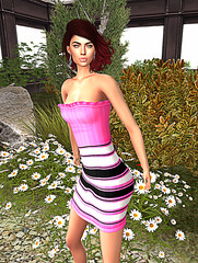 LuceMia - On9 Event (2018 SAFAS AWARD WINNER - Favorite Blogger -) Tags: on9event event suki lips stunneroriginals glaring anaise pink also sl secondlife mesh fashion creations blog beauty hud colors models lucemia