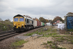 66502 at Westerfield (tibshelf) Tags: westerfield freightliner 66502 class66