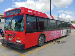 343 28 (8) Porter (transit addict 327) Tags: viametropolitantransit bus newflyer d40lf sanantonio texas lg g7 phonecamera 2019